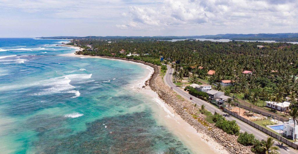 רצועת חוף מרהיבה ביופייה