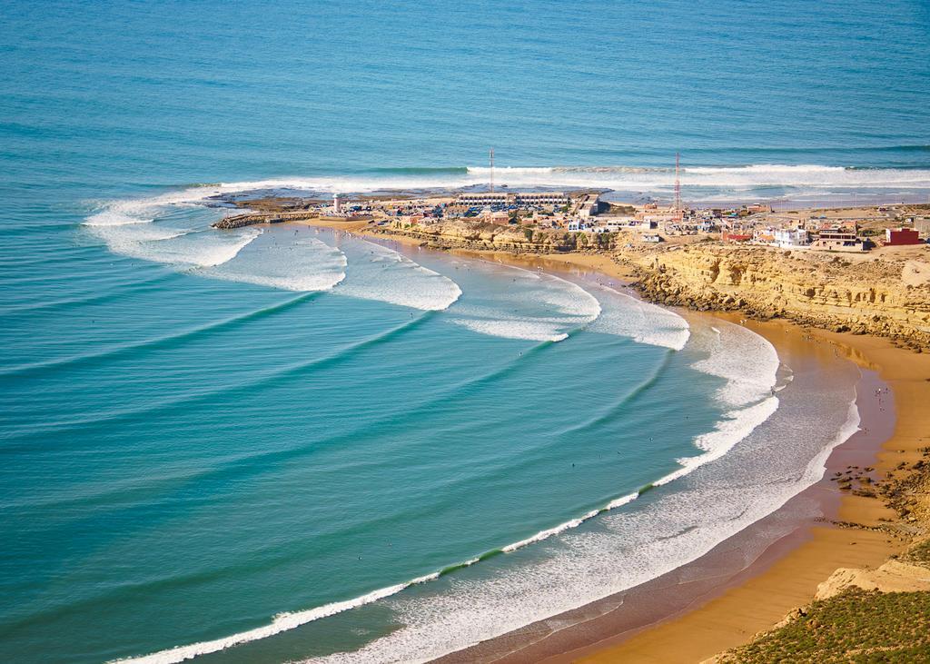 """""""גלים מושלמים במרוקו - כותרת"""""""
