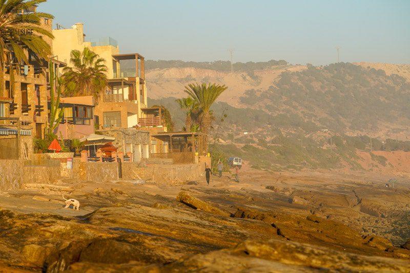 מזג אוויר מדברי ונח במרוקו