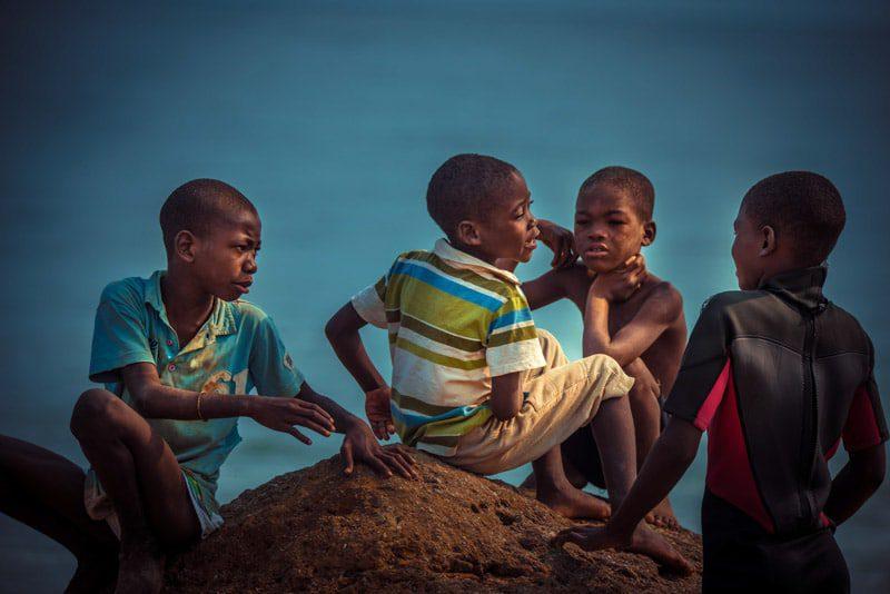 טיול גלישה לאנגולה - היכרויות מיוחדות עם האוכלוסיה המקומית