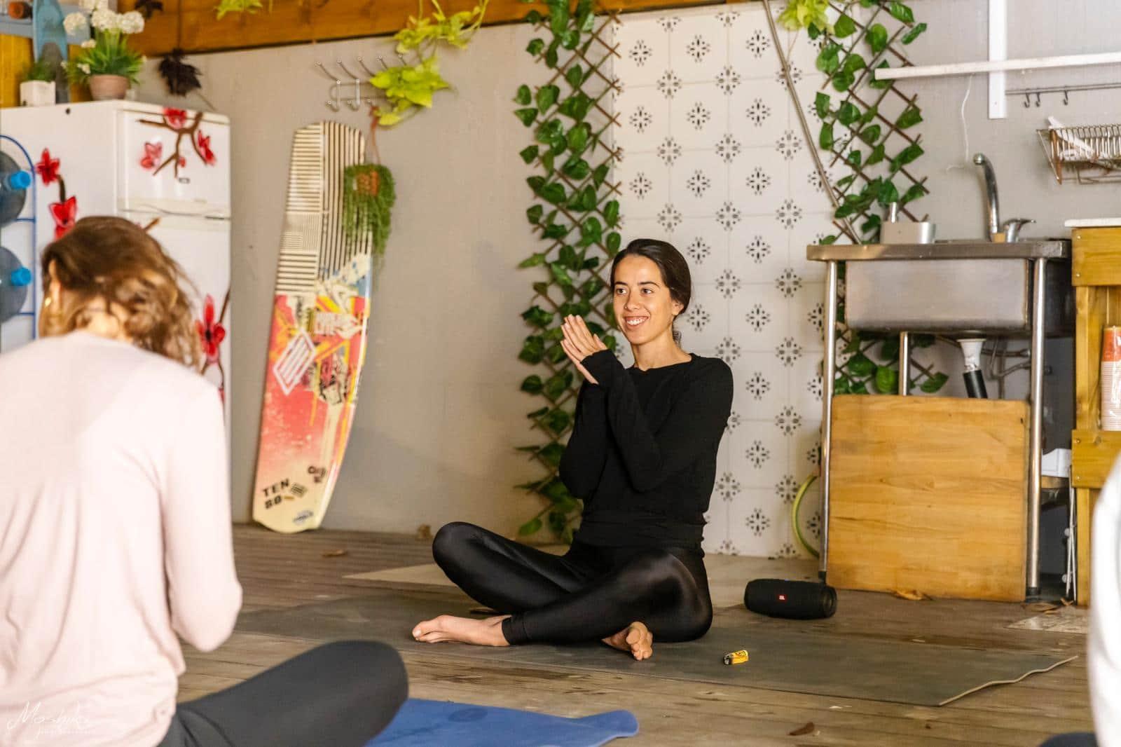 noam peretz - yoga teacher